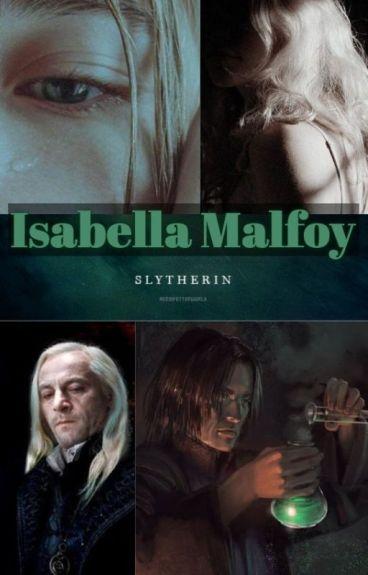 Isabella Malfoy (Severus Snape FF)