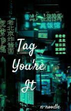 Tag You're It ✿ Malum by -pinkluke