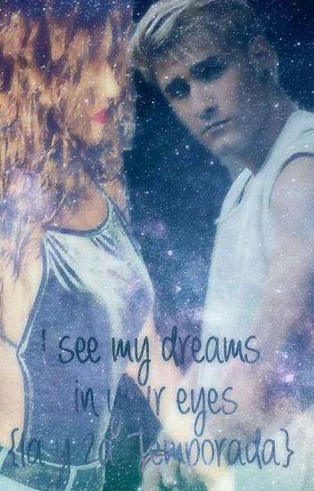 I see my dreams in your eyes {Auryn} {#Wattys2016}