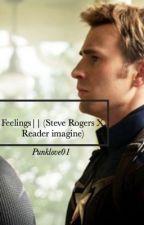 Feelings|| Steve Rogers X Reader Imagine by PunkLove01