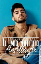 Il Mio Fottuto Fratellastro » Zayn Malik by _laRaGaZzafata