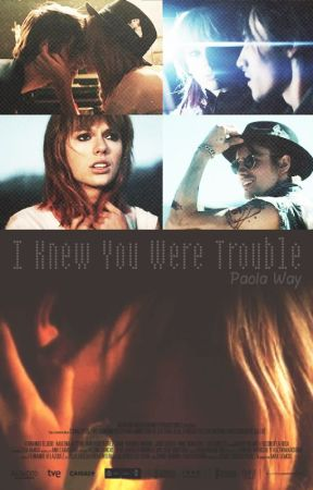 I KNEW YOU WERE TROUBLE by BrofftWay