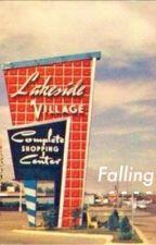 Falling//Brandon Rowland by weirdrowland