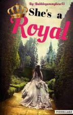 She's a Royal by bubblegummybear13