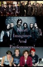 Band Imagines and Preferences by darkplacealone