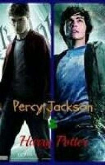 Percy Jackson and Harry Potter crossover.