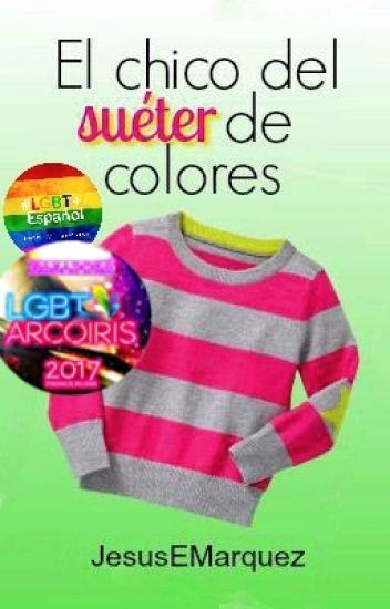[1] El chico del suéter de colores