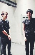 Why do we have secrets?(a Dan and Phil Phanfiction) by narrysexymofo