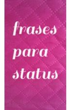 Frases E Indiretas Pra Status by gabi_aaamaral