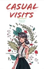 Casual Visits// Miraculous Ladybug [COMPLETE] by PugsIy