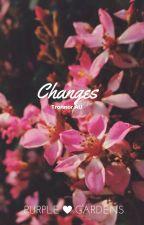 Changes // Tronnor AU by purplegardens