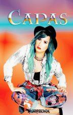 Capas/Book Covers |Abertos| by VickM_