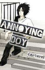 Annoying Boy by Carterel