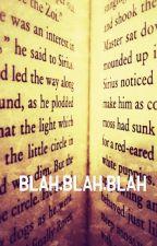 Blah.Blah.Blah by thecolorseven