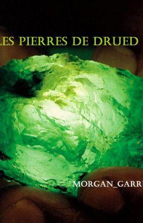 La pierre de Drued [1er Jet] by Morgan_Garrum