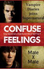 Confuse Feelings (Vampire Diaries Joins Supernatural) by epiceviladventureme1