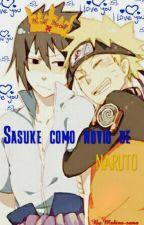 Sasuke como novio de Naruto by Makino-sama