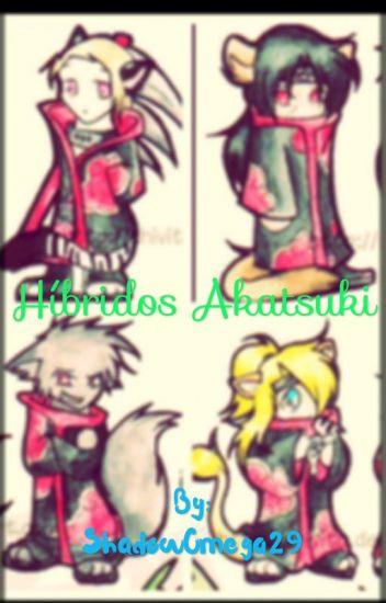 Híbridos Akatsuki