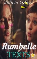 CHAT RUMBELLE/ RUMBELLE TEXTS by JuuJuGibert