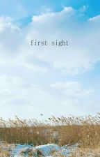 first sight - Kaitou Kid by evilili__