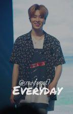 Everyday ➳ Youngjae #Wattys2016 by crazyforgot7