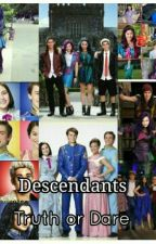 TRUTH OR DARE•DESCENDANTS by sabbyscorey