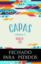 CDE - Capas (FECHADO PARA NOVOS PEDIDOS) by ProjetoCDE