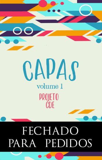 CDE - Capas (FECHADO PARA NOVOS PEDIDOS)
