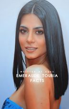 Emeraude Toubia Facts by -elasticargent