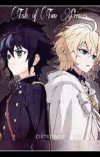 Tale of Two Princes - Mikayuu  by electricmika