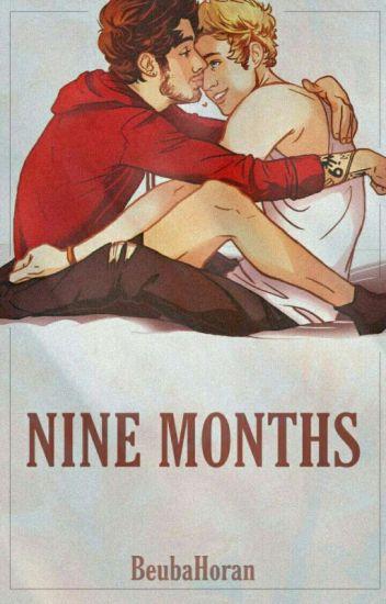 Nine months || Ziall • version [mpreg]