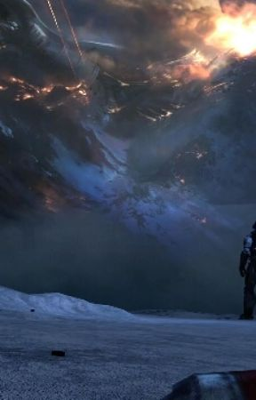 Halo The Tale Of A Fallen spartan  by hey458