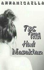 Tips Para Hindi Masaktan by micaellaanna