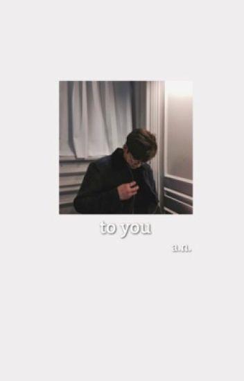 to you :: kim namjoon