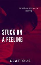 stuck on a feeling   jihope by clatious