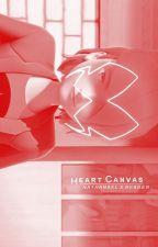 heart canvas • nathanael x reader by starruzzz