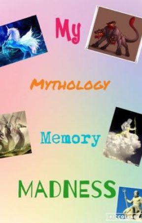 My Mythology Memory Madness by BlueFood101