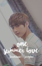 One Summer Love [ Seventeen Jun X Gfriend Eunha Fanfiction ] by nayana_jinah
