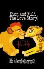 Kion and Fuli (The Love Story) by JaroCruz04