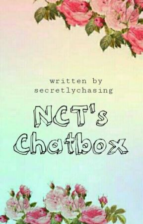 NCT's Chatbox by thesereinnn
