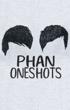 Phan Oneshots by PartTimeStoryteller
