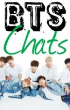 BTS Chats by GalletaxChocolate