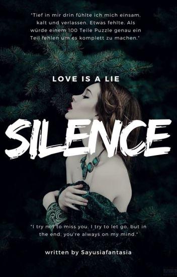 SILENCE [#wattys2017]