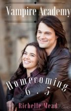 Vampire Academy Homecoming 6.5 by JustYourTumblr