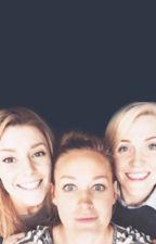 The Holy Trinity {Grace, Hannah, Mamrie} | Oneshots by girlsonal
