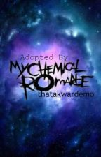 Adopted By My Chemical Romance by thatawkwardemo