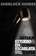 """Estudio En Escarlata - """"Sherlock Holmes"""" by Br1XNZ"""