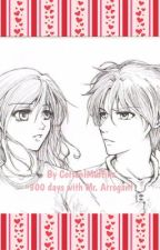 300 days with Mr. Arrogant by CottonIMuffinz