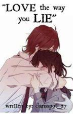 Love the way you lie by stefficheon24