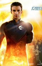 A New Beginning (Johnny Storm/Fantastic 4) by cathStarry